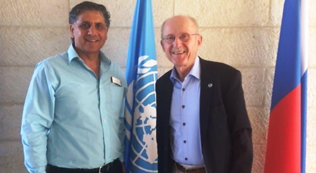 Русский Дом паломника в Вифлееме – единственный в Палестине, одобренный ООН