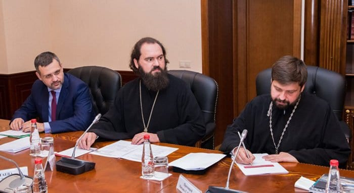 Представители Церкви встретились с министрами культуры Северного Кавказа