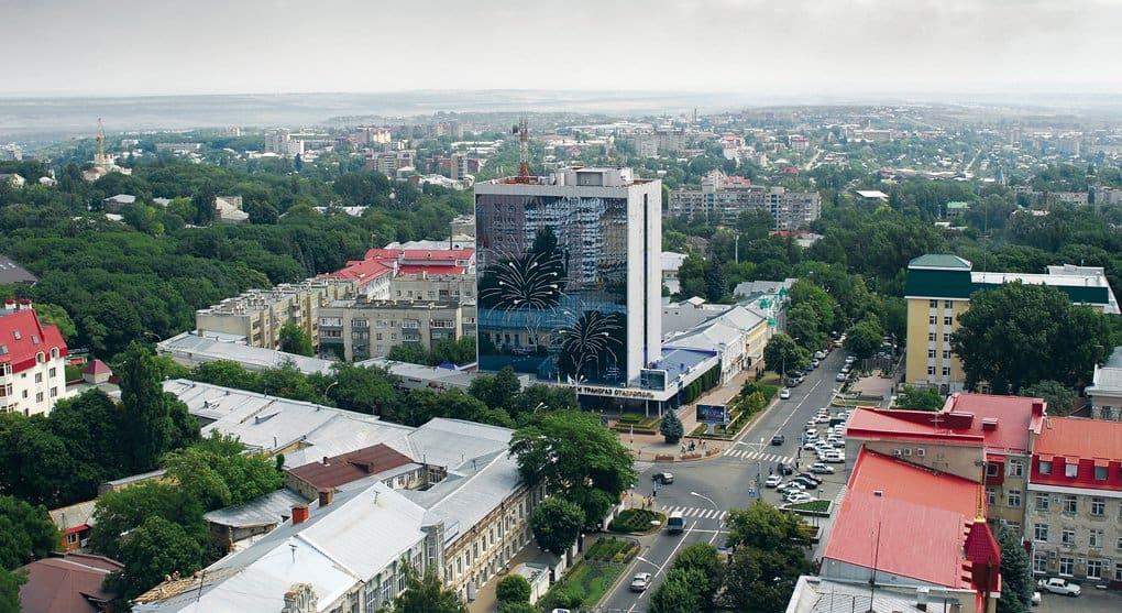 Ставрополь признали самым благоустроенным городом России
