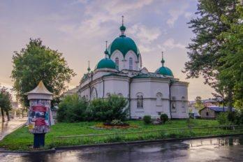 Церковь Сретения Господня. Belliy