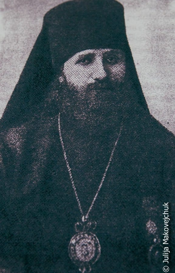 Владыка Тихон во время служения в Северо-Американской епархии (1898-1907 годы)