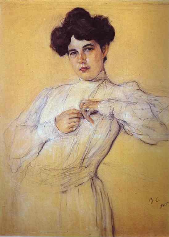 Супруга А.А. Фета - М.П. Боткина