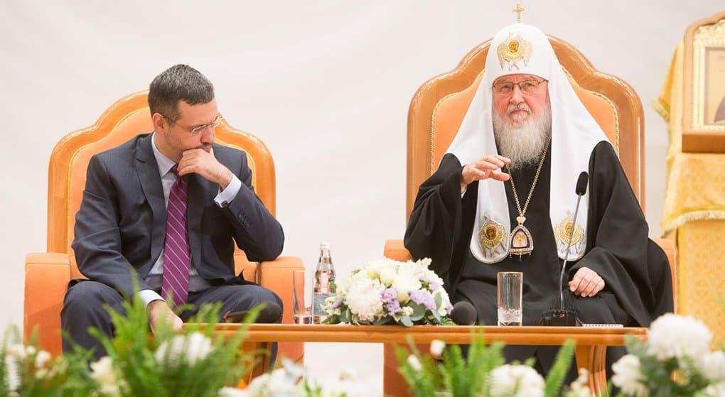 Я слушаю радио «Вера», - патриарх Кирилл