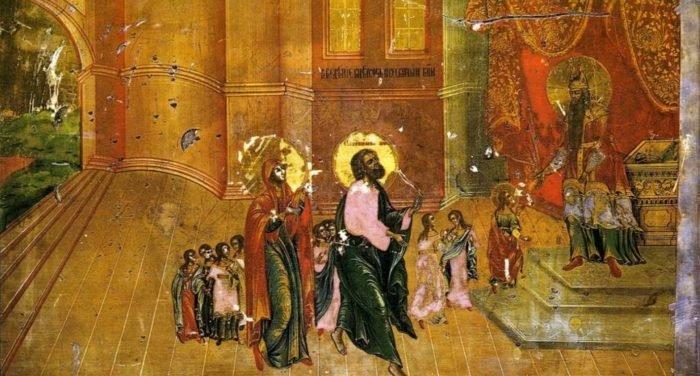 Какой церковный праздник 4 декабря 2018?