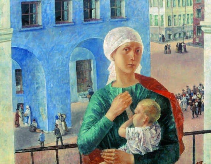1918 год вПетрограде. 1920