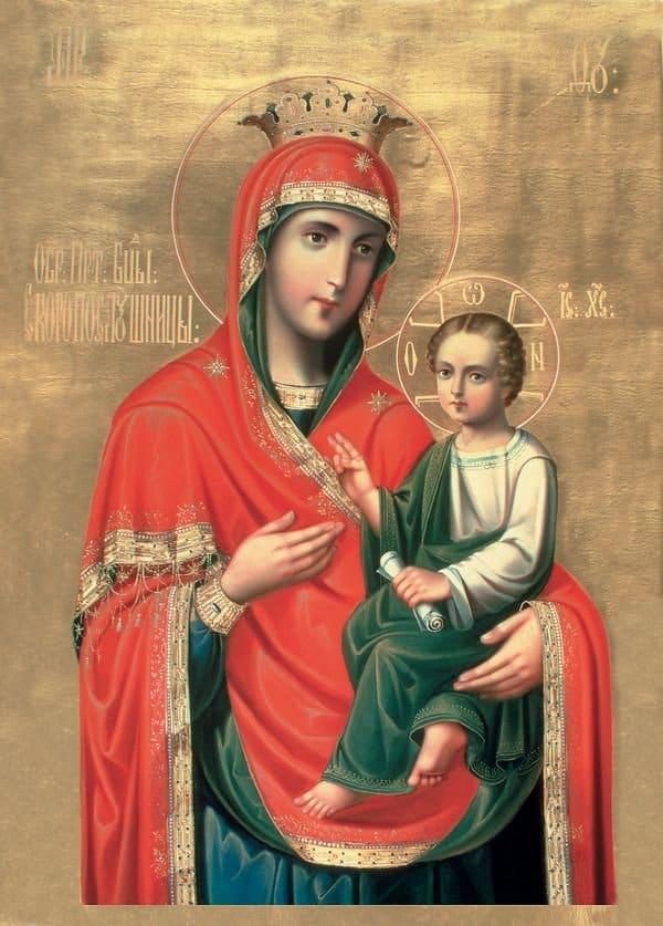 Православные чтут память иконы Богородицы «Скоропослушница»