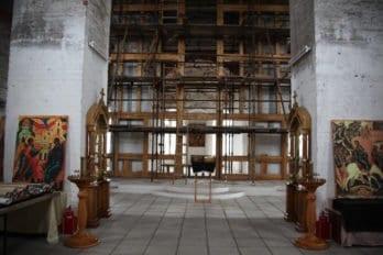 Никольский собор. Фото пресс-службы Архангельской епархии