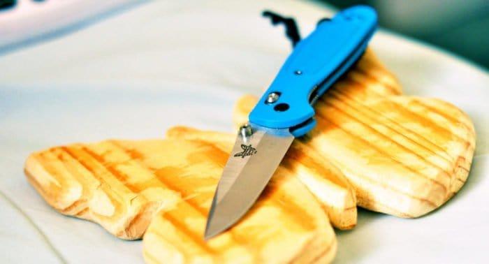 Человек-нож
