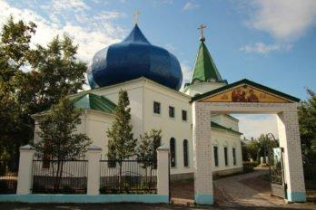 Благовещенская церковь Колы. Фото Insider