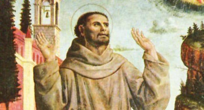 Папа Римский подарил патриарху Кириллу частицу мощей Франциска Ассизского