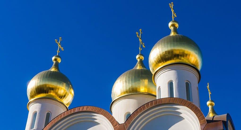 У салютного дивизиона Москвы появился свой храм