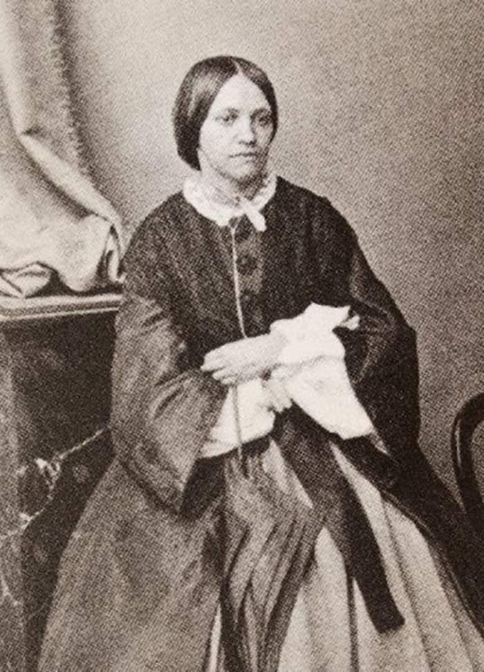 Мария Толстая. Фото начала 1850-х гг.