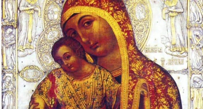 Церковь чтит икону Божией Матери «Милостивая»