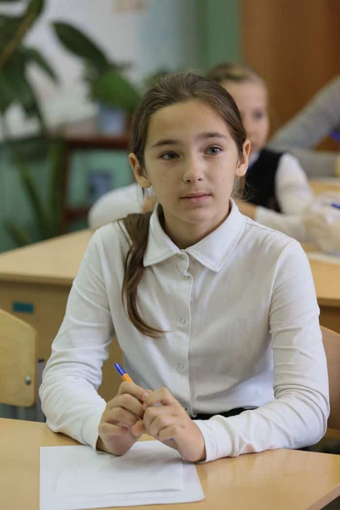Мария Ускова, 11 лет