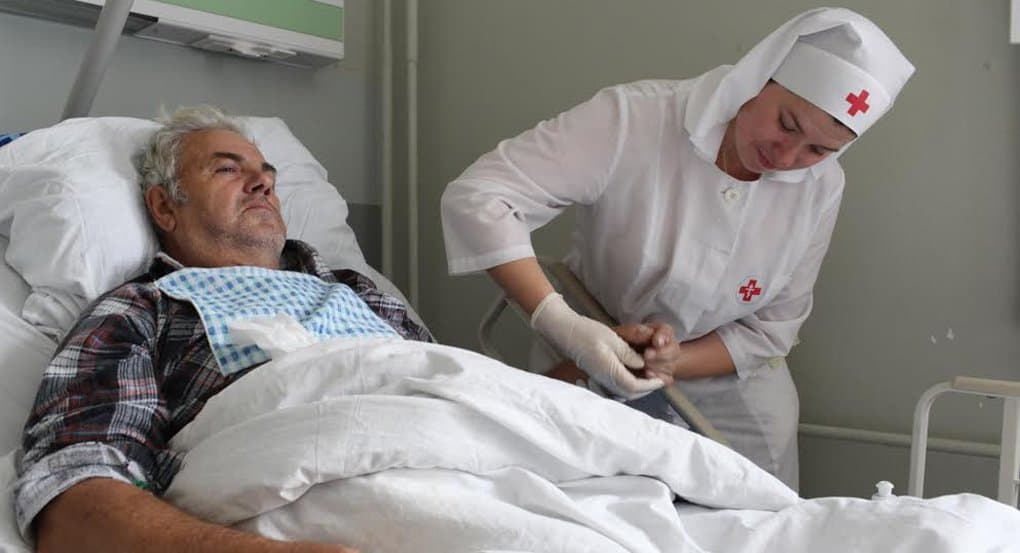 Нуждающихся в паллиативной помощи внесут в госреестр