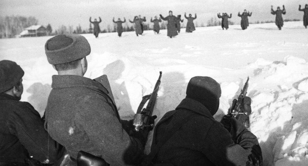 Битва за Москву: 7 фактов о контрнаступлении советских войск