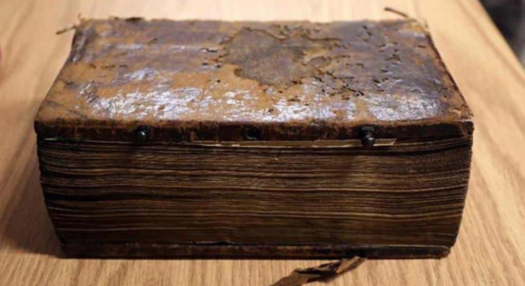 Греции вернут список Нового Завета IX века, украденный в годы Первой мировой