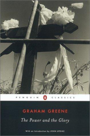 """Издание книги """"Сила и слава"""" 2003 года с предисловием Джона Апдайка"""