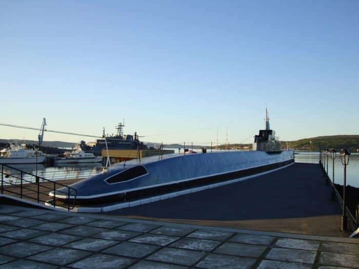 Подводная лодка К-21. Фото: Сорокин Андрей