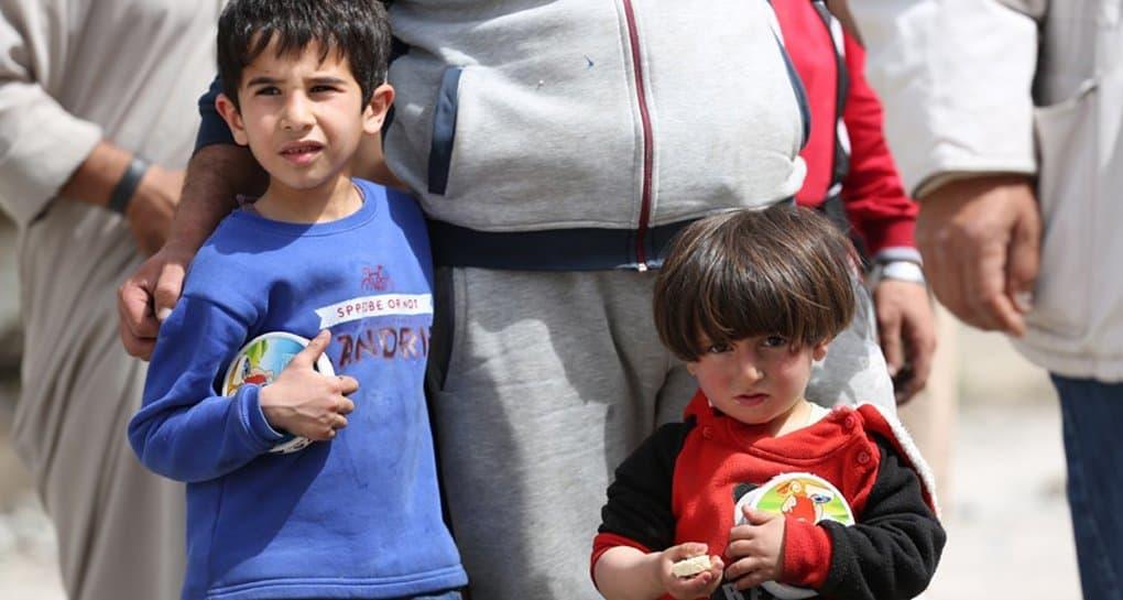 Российские верующие собрали вторую партию гумпомощи жителям Сирии