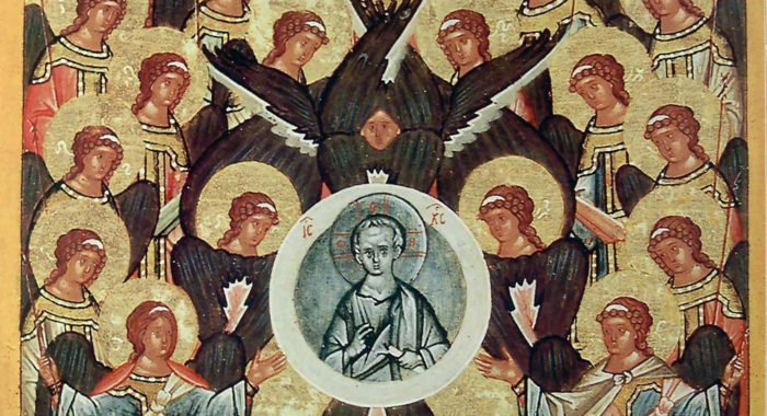 Церковь празднует Собор Архистратига Михаила