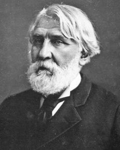 Иван Тургенев. Фото Ф. Надара. 1878