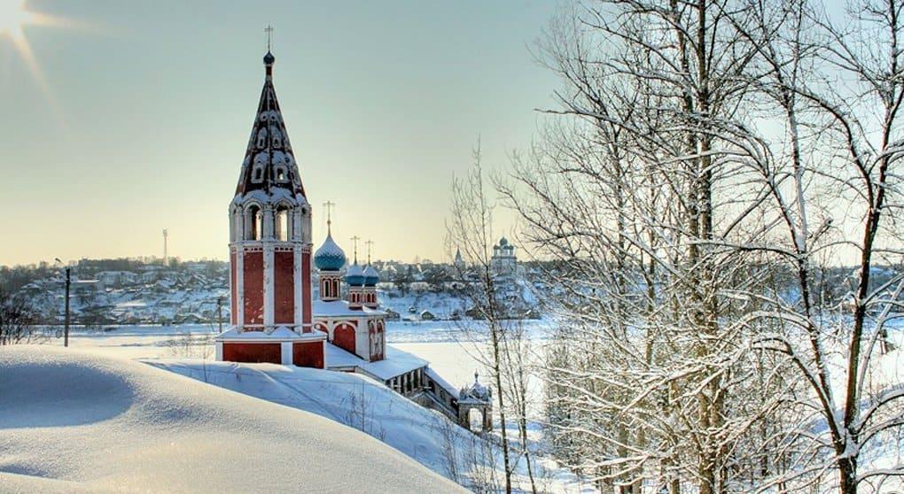 Госдума сделала первый шаг к переименованию Тутаева в Романов-Борисоглебск