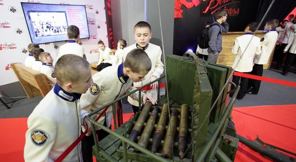 О Великой Отечественной напомнят сразу две выставки в Манеже