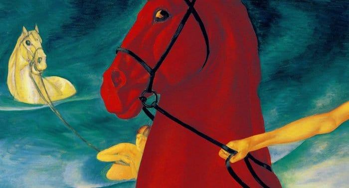 Чем закончилось купание красного коня?