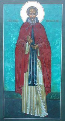Икона Диодора Юрьегорского
