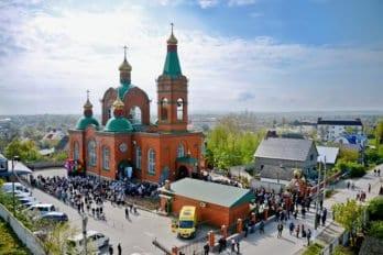 Храм Архангела Михаила в Крымске