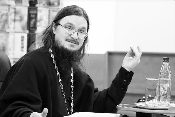Отец Даниил Сысоев. Фото http://mission-center.com