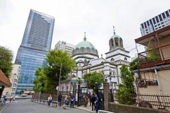 Воскресенский кафедральный собор Токио
