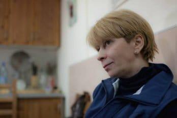 Доктор Лиза. Фото Алексея Олдина