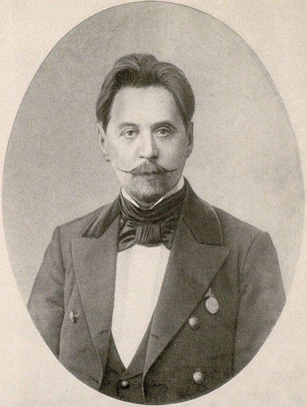 И.Ф. Анненский 1900-е годы
