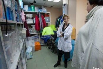 Доктор Лиза, 2011 г. Фото Юлии Маковейчук