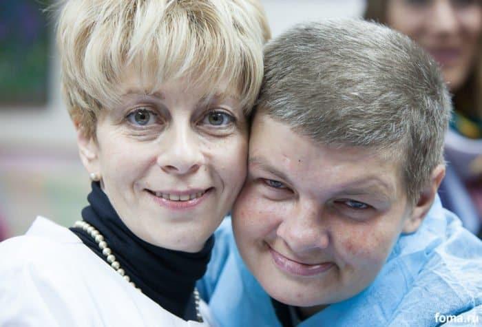 Доктор Лиза, день рождения ЖЖ-пользователя drugoi. 2011 г. Фото Юлии Маковейчук