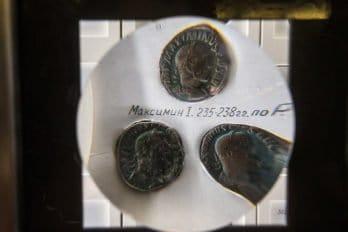 Монеты 235-238 гг.