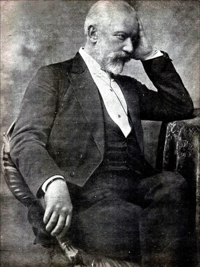 П. И. Чайковский, 1893