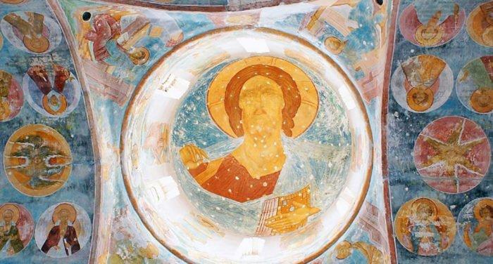 Фрески Дионисия в Ферапонтове монастыре впервые подсветили