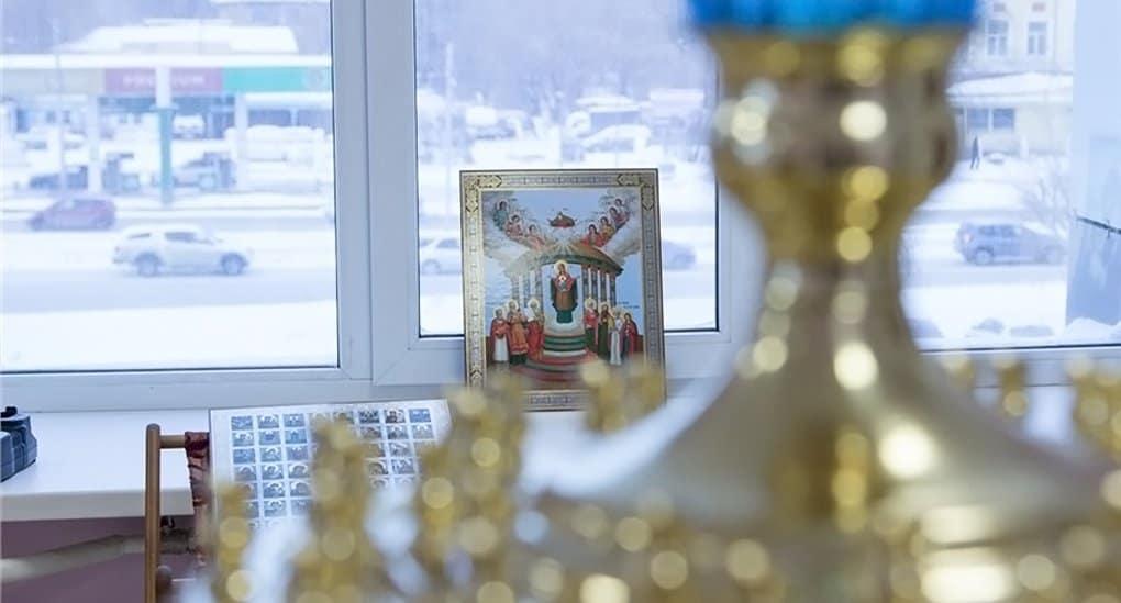 Первый в России храм при торговом центре открыли в Красноярске