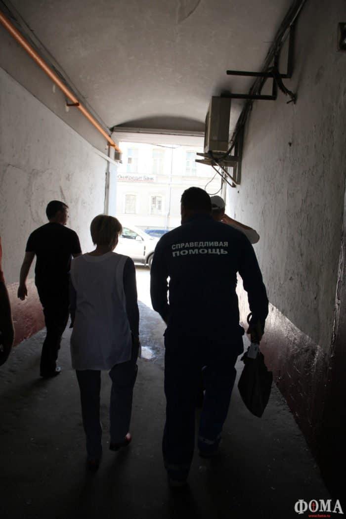 Фото Владимира Ештокина из материала Доктор Лиза: «Я всегда на стороне слабого»