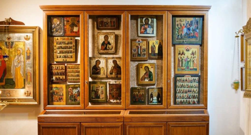 Бывший солдат Вермахта передал русскому храму коллекцию древних икон