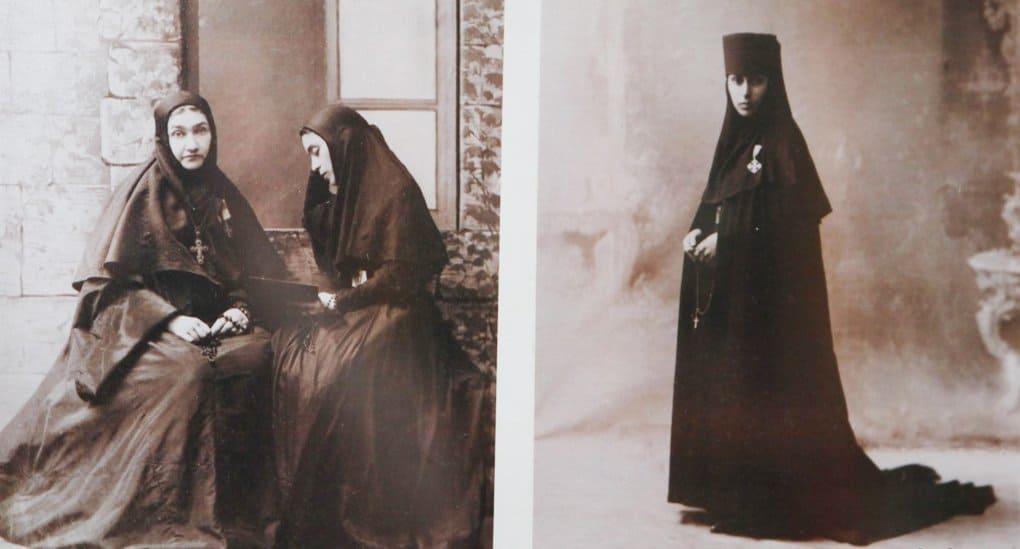 Впервые канонизированы грузинские игумении
