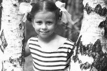 Лиза Глинка. Конец 60-х годов