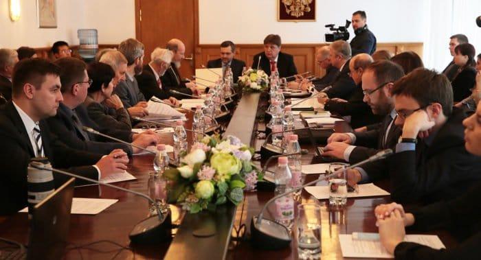 В МГИМО обсудили роль Русской Церкви в международных отношениях