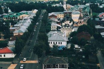 Фото Дарьи Бариновой