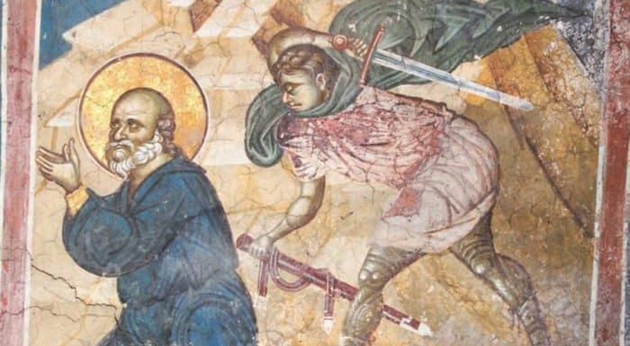 Церковь чтит память святого мученика Платона