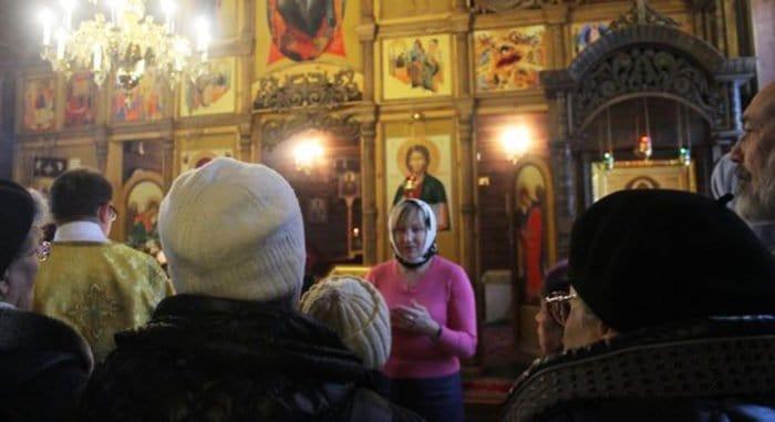 Четвертая община глухих образована в Москве