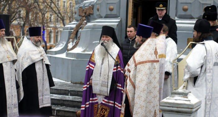 О героях Плевны помолились в центре Москвы